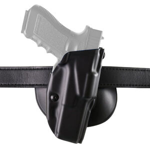 Safariland 6378 ALS Paddle Holster Fits SIG P228/P229 Right Hand Hardshell STX Plain Black