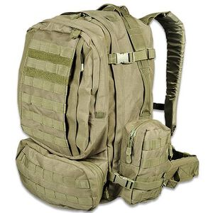 """ModGear Ultimate Combat Backpack 20x19x12"""" OD Green 15-7866004000"""