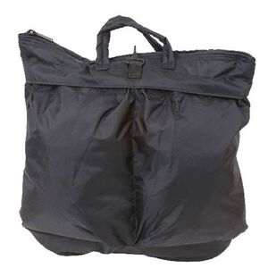Tru-Spec Military Style Helmet Bag Nylon 8.25 Inches by 21.75 Inches Black 6234000