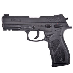 "Taurus TH9 9mm Semi Auto Pistol 4.27"" Barrel 17 Rounds Novak Sights Black"