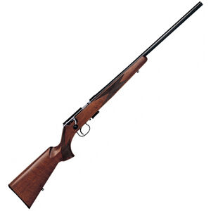 "Anschutz 1416 HB Bolt Action Rifle .22 Long Rifle 23"" Heavy Barrel 5 Rounds Two Stage Trigger Classic Stock Blued Finish 2172088"