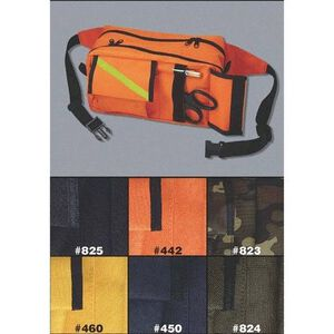 Emergency Medical International Rescue Fanny Pack Black 825