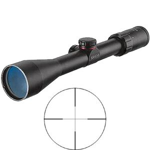 Simmons 8 Point Rifle Scope 3-9X40 Truplex Reticle 1/4 MOA Matte Black 560513