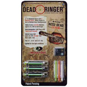 Dead Ringer Accu-Bead Front Shotgun Sight Universal Fit For Ribbed Barrels Mossy Oak Duck Blind Camo Finish DR4379