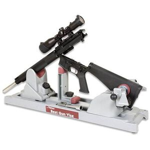 Tipton Gun Vise, the Best Tool for Working on Guns, Fully Adjustable with Clamps