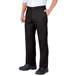Dickies Men's Industrial Relaxed Fit Cargo Pant 36x30 Black