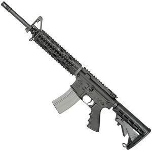 "Rock River LAR-15 Elite CAR A4 5.56 NATO AR-15 Semi Auto Rifle 30 Rounds 16"" Barrel Black"