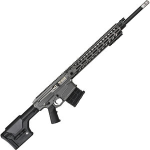 "NEMO OMEN Match AR Style Semi Auto Rifle .300 Win Mag 22"" Barrel 14 Rounds 15"" Aluminum M-LOK Handguard Magpul PRS Adjustable Stock Tungsten Cerakote"