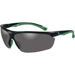 Wiley X Eyewear Remington Entry Level Shooting Glasses Matte Black Frame Smoke Lens RE500