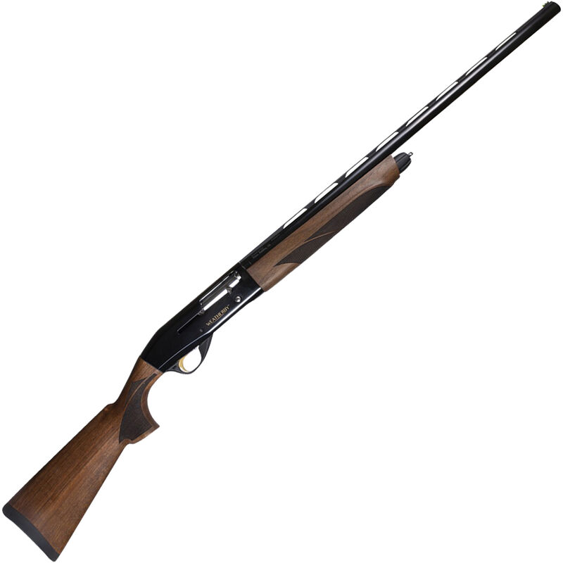 "Weatherby Element Upland 12 Gauge Semi Auto Shotgun 28"" Barrel 3"" Chamber 4 Rounds Walnut Stock and Forend"
