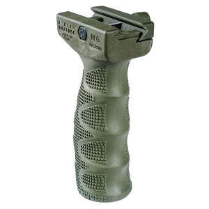 FAB Defense Rubberized Ergonomic Foregrip Polymer OD Green