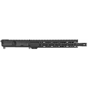 "2A Armament Palouse-Lite Complete AR-15 Upper Assembly 5.56 NATO 12"" Barrel M-LOK Hand Guard Matte Black Finish"