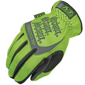 Mechanix Wear Hi-Viz FastFit Gloves Large Hi-Viz Yellow SFF-99-010