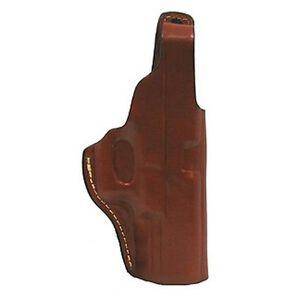 Hunter Company High Ride Belt Holster with Thumb Break Right Hand GLOCK 17, 21 5001