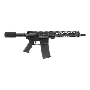 "Talon Armament Tengu TAR-15 5.56 NATO Semi Auto Pistol 10.5"" Barrel 30 Rounds 10"" Free Float Talon M-LOK Hand Guard Pistol Buffer Tube Matte Black"