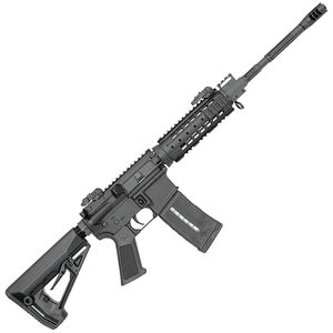"Rock River Arms LAR-15 NSP CAR Semi-Auto Rifle, 5.56 NATO/.223 Rem, 16"" Barrel, 30 Rounds, Black"