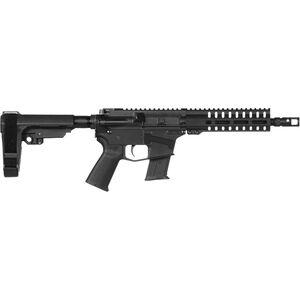 """CMMG Banshee 200 Mk57 5.7x28mm AR-15 Semi Auto Pistol 8"""" Barrel 20 Rounds RML7 M-LOK Handguard CMMG Micro/CQB RipBrace Black"""