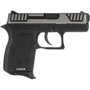 "Diamondback Firearms DB380 Semi Automatic Pistol .380 ACP 2.8"" Barrel 6 Rounds Polymer Frame Duotone Slide DB380SL"