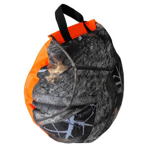 "Northeast Products Heat-A-Seat Insulated Cushion 17"" Diameter Invision Camo/Blaze Orange N25B"