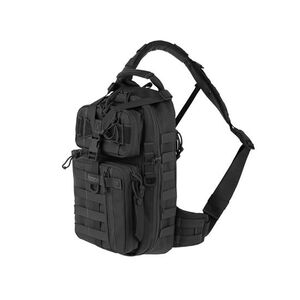 Maxpedition Hard Use Gear 0431B Sitka Gearslinger Backpack Nylon Black