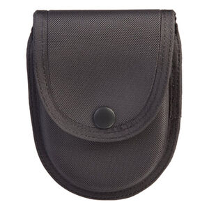 Uncle Mikes Sentinel Double Handcuff Case Nylon Black