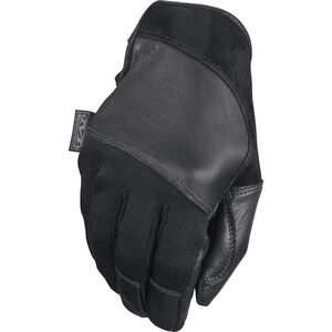 Mechanix Wear Tempest Tactical Combat Glove Nomex/Leather/Cotton Medium Black