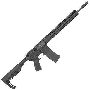 "Bushmaster Minimalist SD A3 AR-15 Semi Auto Rifle 300 AAC 16"" Barrel 30 Rounds MFT Stock Black"