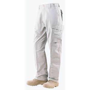 "Tru-Spec 24-7 Series Men's Tactical Pants 65/35 Polyester/Cotton Ripstop 32"" Waist 32"" Inseam Stone 1066004"