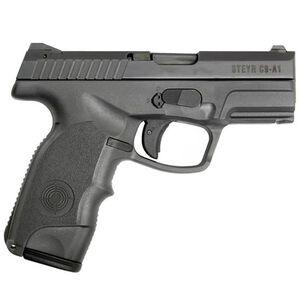 "Steyr Mannlicher CA1 Semi Automatic Pistol .40 S&W 4"" Barrel 12 Round Capacity Polymer Grips Black 39.911.2H"