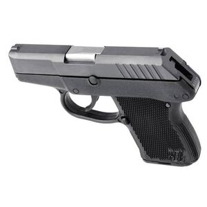 "Kel-Tec P-3AT Semi Automatic Pistol .380 ACP 2.7"" Barrel 6 Rounds Blued Slide Black Polymer Frame"