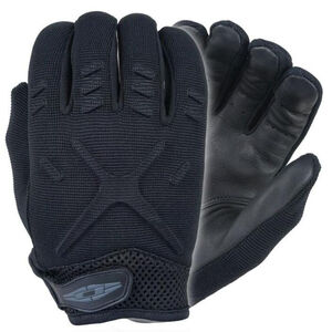 Damascus Protective Gear Interceptor X Unlined Duty/Shooting Gloves Small Black MX30SM