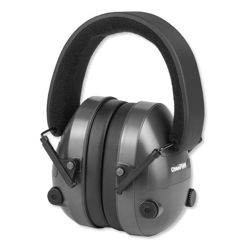 Champion Hearing Protection Electronic Earmuffs 40974