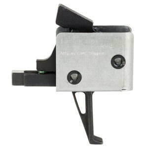 CMC Triggers AR-15 9mm PCC Drop-In Single Stage Trigger Flat Bow 3.5lb Pull Natural Finish