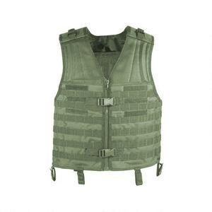 Voodoo Tactical Deluxe Universal Vest Nylon OD Green