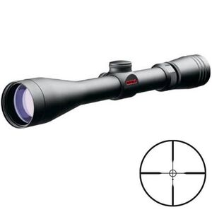 Redfield Revolution 4-12x40  Riflescope Accu-Range Reticle 1/4 MOA Lockable Eyepiece Matte Black Finish 67115