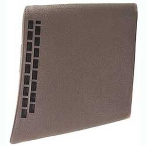 """Butler Creek Large Slip On Recoil Pad .75"""" Thick Brown 50327"""