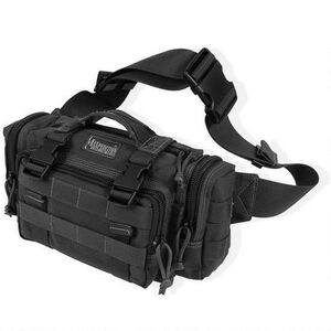 "Maxpedition Proteus Versipack 12""x4.5""x6.5"" 1000 Denier Black"