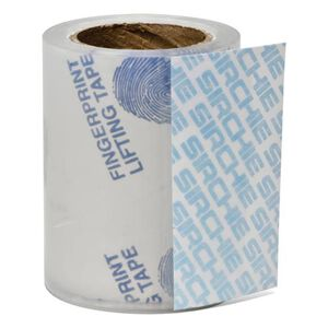 "Sirchie Transparent Lifting Tape 2"" Wide 360"" Long Roll Transparent 144L2"