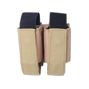 UTG Molle 40mm Grenade Double Pouch, Tan