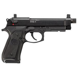 "Beretta 92FSR_22 Semi Auto Pistol .22 LR 5.3"" Threaded Barrel Barrel 15 Rounds Polymer Frame Black"
