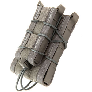 HSGI Double Decker TACO Pistol Rifle Belt Pouch Wolf Gray