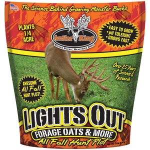Antler King Food Plot Seed Lights Out