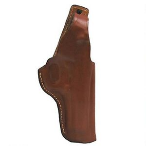 Hunter Company Pro-Hide High Ride Belt Holster H&K USP Full Size .45 Right Hand Leather Brown 5011