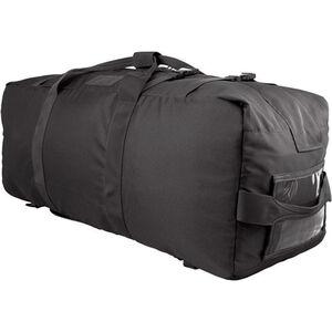 Red Rock Gear Explorer Duffle Pack 75.5 Liter Capacity Dividers 600D Polyester Black