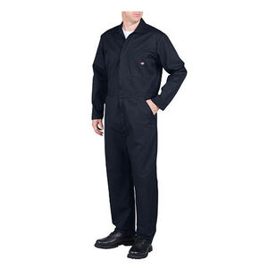 Dickies Basic Blended Long Sleeve Twill Coveralls Large Regular 48611DN