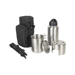 5IVE Star Gear Deluxe Pure Water Bottle Kit, Black