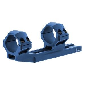 UTG ACCU-SYNC 30mm Medium Profile 50mm Offset Pic. Rings, Blue