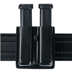 Safariland 79 Slimline Open Top Double Magazine Pouch Size Group 1 for GLOCK 20, 21, 41 STX Plain Finish Black 79-383-41