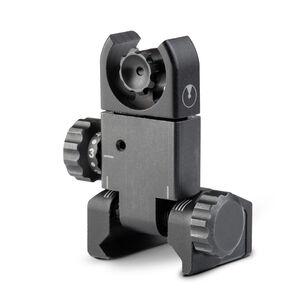 Ultradyne C4 Folding Rear Sight UDBlack