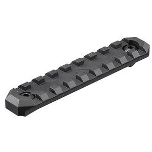 AIM Sports AR-15 M-LOK Nine Slot Rail Panel Aluminum Black Anodized